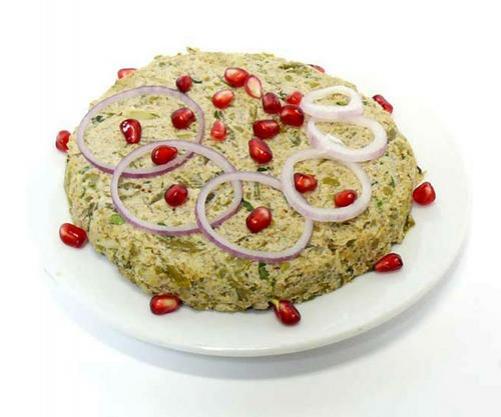 Лобио зеленое (с зелёной фасолью)