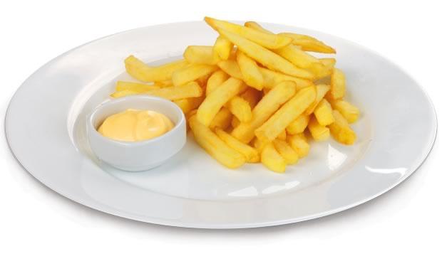 Сырный соус к картошке фри рецепт
